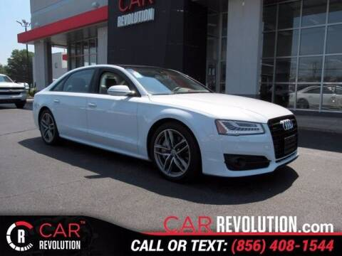 2017 Audi A8 L for sale at Car Revolution in Maple Shade NJ