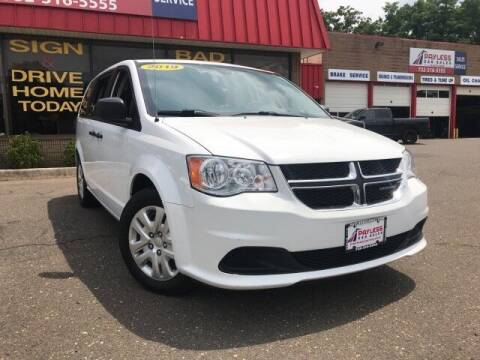 2019 Dodge Grand Caravan for sale at PAYLESS CAR SALES of South Amboy in South Amboy NJ