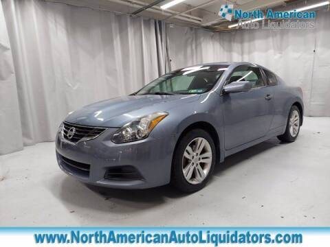 2010 Nissan Altima for sale at North American Auto Liquidators in Essington PA