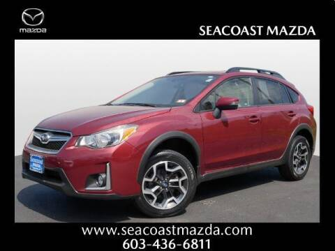 2016 Subaru Crosstrek for sale at The Yes Guys in Portsmouth NH