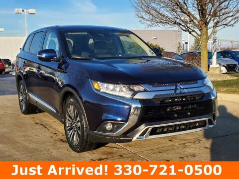 2020 Mitsubishi Outlander for sale at Ken Ganley Nissan in Medina OH