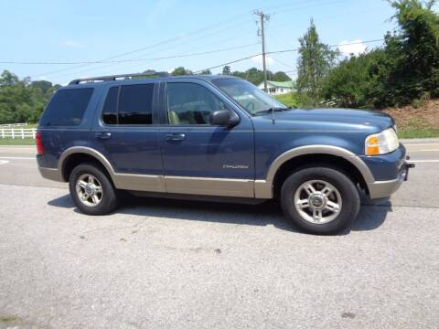 2002 Ford Explorer for sale at Car Depot Auto Sales Inc in Seymour TN