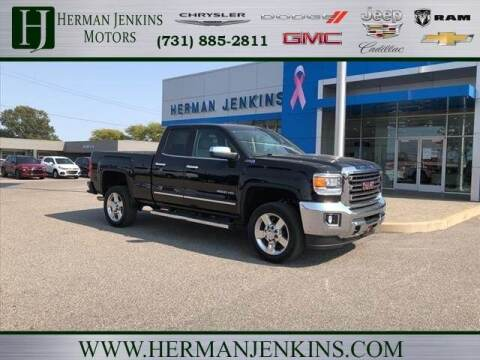 2016 GMC Sierra 2500HD for sale at Herman Jenkins Used Cars in Union City TN