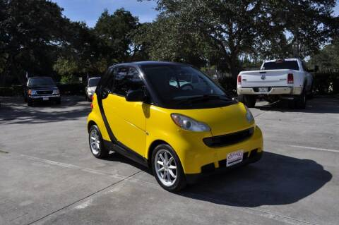 2008 Smart fortwo for sale at STEPANEK'S AUTO SALES & SERVICE INC. in Vero Beach FL