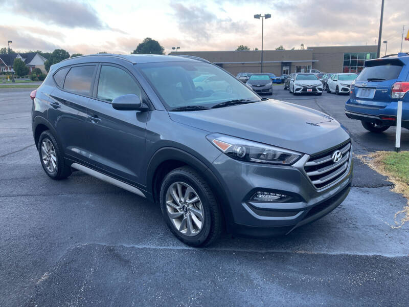 2018 Hyundai Tucson for sale at McCully's Automotive - Trucks & SUV's in Benton KY
