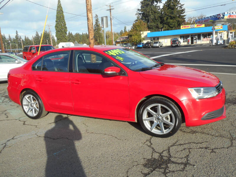 2014 Volkswagen Jetta for sale at Lino's Autos Inc in Vancouver WA