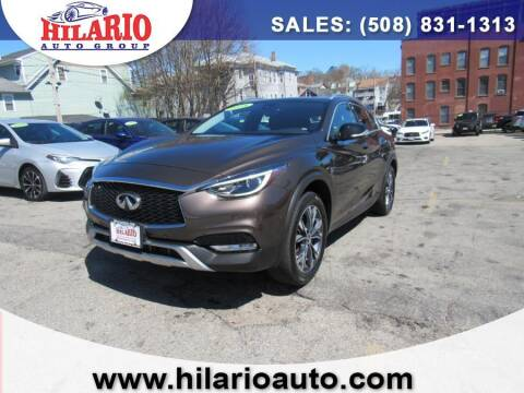 2018 Infiniti QX30 for sale at Hilario's Auto Sales in Worcester MA