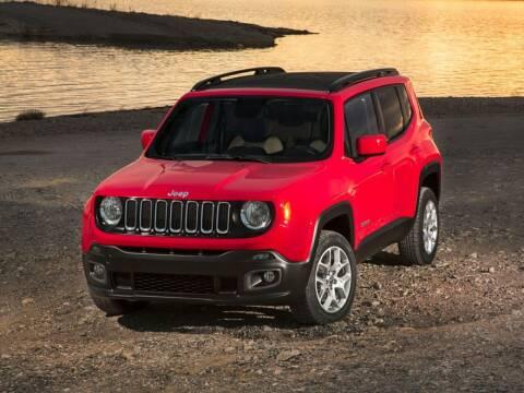 2018 Jeep Renegade for sale at Radley Cadillac in Fredericksburg VA