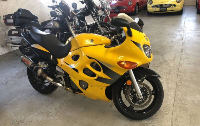 2004 Suzuki GSX-R600 for sale at Stakes Auto Sales in Fayetteville PA