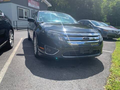 2010 Ford Fusion Hybrid for sale at Mikes Auto Center INC. in Poughkeepsie NY
