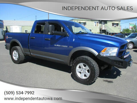 2011 RAM Ram Pickup 1500 for sale at Independent Auto Sales #2 in Spokane WA