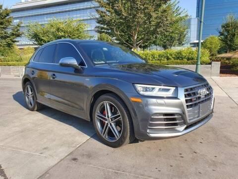 2018 Audi SQ5 Prestige for sale at Classic Car Deals in Cadillac MI