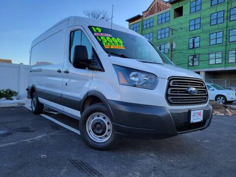 2019 Ford Transit Cargo for sale at GTR Auto Solutions in Newark NJ