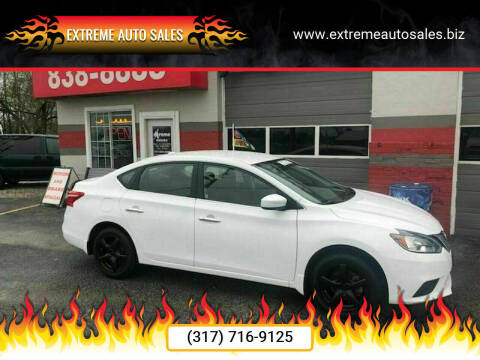 2016 Nissan Sentra for sale at Extreme Auto Sales in Plainfield IN