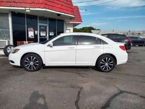 2013 Chrysler 200 for sale at Savior Auto in Independence MO