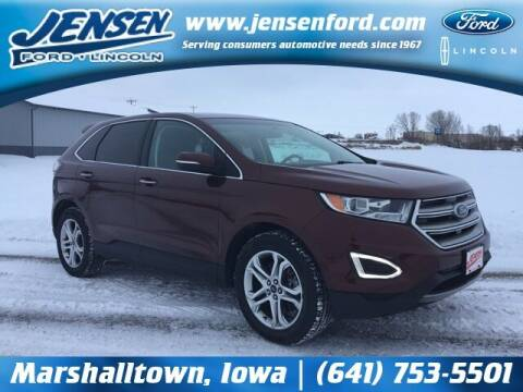 2015 Ford Edge for sale at JENSEN FORD LINCOLN MERCURY in Marshalltown IA