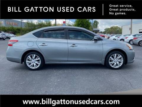 2014 Nissan Sentra for sale at Bill Gatton Used Cars in Johnson City TN
