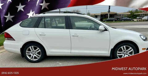 2012 Volkswagen Jetta for sale at Midwest Autopark in Kansas City MO