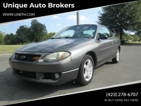 2003 Ford Escort for sale at Unique Auto Brokers in Kingsport TN