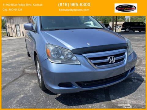 2007 Honda Odyssey for sale at Kansas City Motors in Kansas City MO