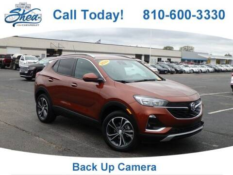 2020 Buick Encore GX for sale at Erick's Used Car Factory in Flint MI