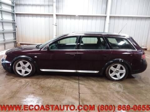 2003 Audi Allroad for sale at East Coast Auto Source Inc. in Bedford VA