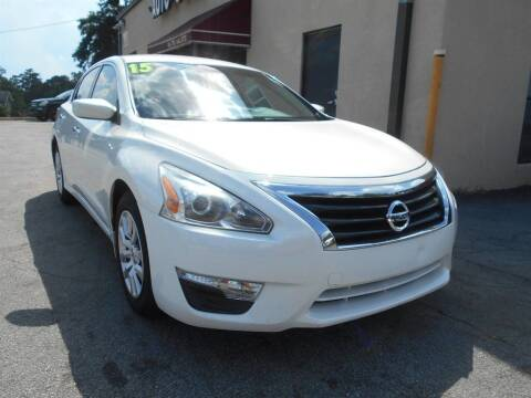 2015 Nissan Altima for sale at AutoStar Norcross in Norcross GA
