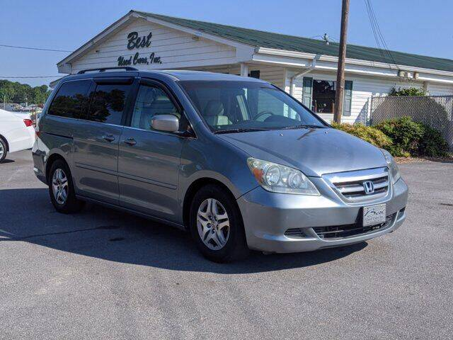 2005 Honda Odyssey for sale at Best Used Cars Inc in Mount Olive NC