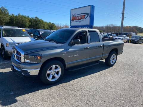 2006 Dodge Ram Pickup 1500 for sale at Billy Ballew Motorsports in Dawsonville GA