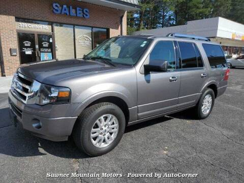 2012 Ford Expedition for sale at Michael D Stout in Cumming GA