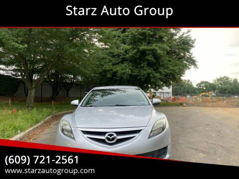 2012 Mazda MAZDA6 for sale at Starz Auto Group in Delran NJ