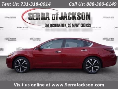 2018 Nissan Altima for sale at Serra Of Jackson in Jackson TN
