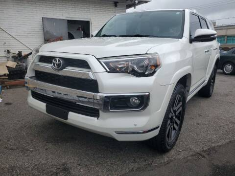 2014 Toyota 4Runner for sale at OFIER AUTO SALES in Freeport NY