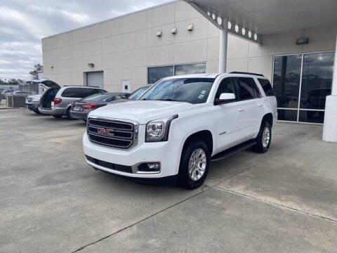 2018 GMC Yukon for sale at J P Thibodeaux Used Cars in New Iberia LA