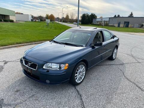 2008 Volvo S60 for sale at JE Autoworks LLC in Willoughby OH