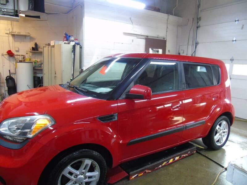 2010 Kia Soul for sale at C&C AUTO SALES INC in Charles City IA
