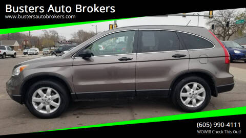 2011 Honda CR-V for sale at Busters Auto Brokers in Mitchell SD
