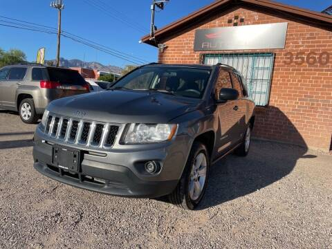 2012 Jeep Compass for sale at Auto Click in Tucson AZ