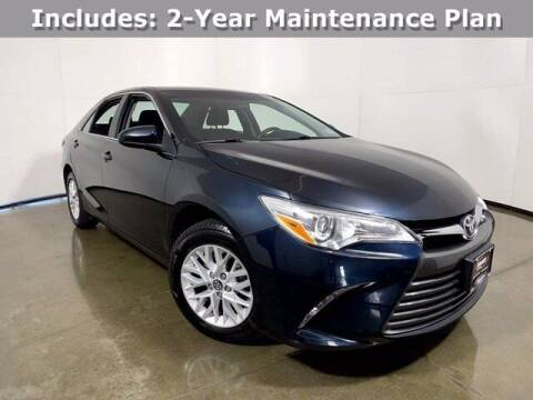 2016 Toyota Camry for sale at Smart Motors in Madison WI