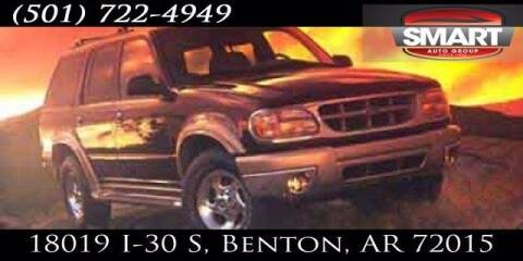 1999 Ford Explorer for sale at Smart Auto Sales of Benton in Benton AR
