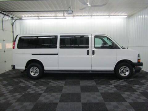 2019 Chevrolet Express Passenger for sale at Michigan Credit Kings in South Haven MI