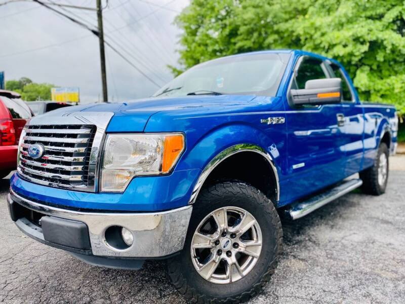 2011 Ford F-150 for sale at Monterrey Auto Brokers in Decatur GA