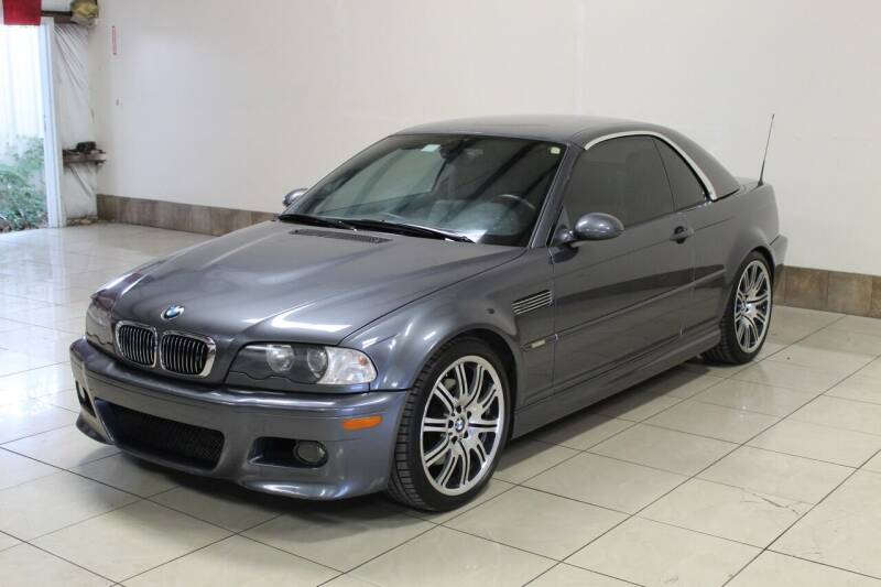 2002 BMW M3 for sale at ROADSTERS AUTO in Houston TX