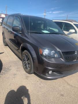 2016 Dodge Grand Caravan for sale at Poor Boyz Auto Sales in Kingman AZ