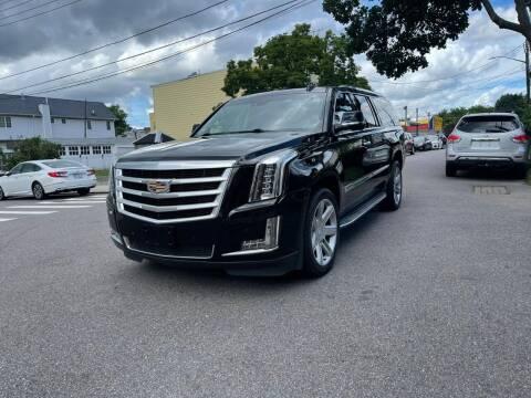 2015 Cadillac Escalade ESV for sale at Kapos Auto, Inc. in Ridgewood NY