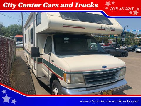 1994 Ford E-Series Chassis for sale at City Center Cars and Trucks in Roseburg OR
