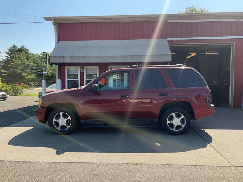 2007 Chevrolet TrailBlazer for sale at JWP Auto Sales,LLC in Maple Shade NJ
