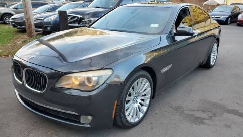 2009 BMW 7 Series for sale at GA Auto IMPORTS  LLC in Buford GA