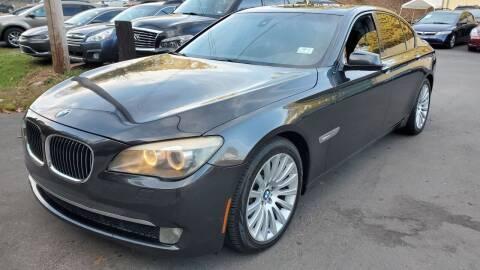 2009 BMW 7 Series for sale at GEORGIA AUTO DEALER, LLC in Buford GA
