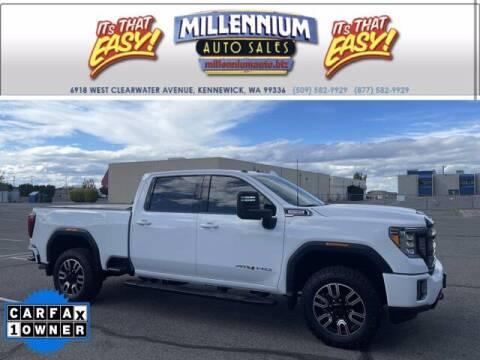 2020 GMC Sierra 2500HD for sale at Millennium Auto Sales in Kennewick WA